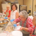 Christmas in July event draws a large crowd
