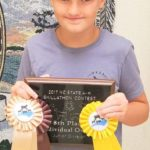 Bladen County Youth Livestock Team wins at State 4-H Contest