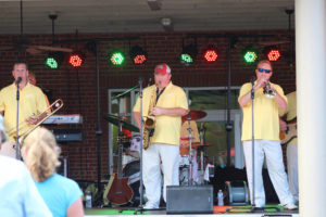 Wizards of E'town: Band of Oz brings magic to Summer Sounds concert