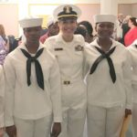 Local cadets receive training